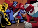Transformers Animated 1 сезон 11 серия