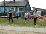 Танец на День посёлка