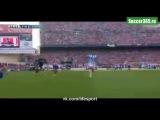 Обзор матча Атлетико - Малага (1-1)