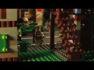 Лего Зомби Апокалипсис мультфильм- Lego Zombie city attack- Приключения Кондора 5 бонусная серия