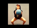 ERIKA SCHWEGLER aka Brazilian Barbi - Published Model- Exercises and Workouts @ Brazil