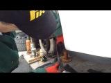 Замена передних тормозных колодок на Skoda Fabia (Шкода Фабиа)
