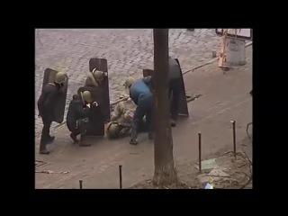 Ukraina- snajperzy strzelają jak do kaczek. MOCNY FILM 18+