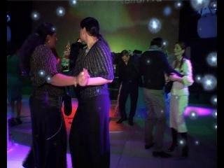 14 Выступление Наташи Бузылёвой Старый Новый год 2011
