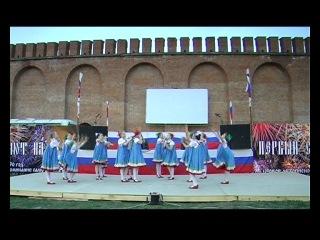 Праздничное действо, посвященное первому летописному  упоминанию  салюта на Руси