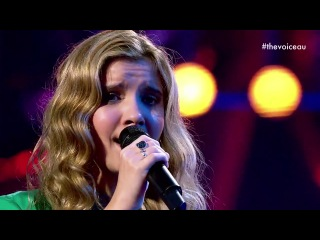 Rachael Leahcar - Blackbird (Live on The Voice Australia 2014)