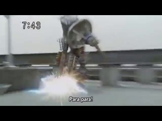 Engine Sentai Go-Onger Episode 11