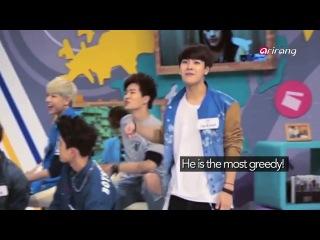 [BTS] GOT7 (Марк) @ After School Club Ep77 Unaired Footage