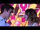 Martina Stoessel y Jorge Blanco (Violetta y Leon) - Podemos (2 сезон 75 серия Виолетта 155) (Violetta 2)