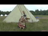 Шаманский танец. Этнопарк