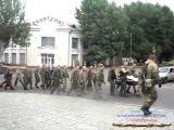 Похорон Трофимова Николая 21.06.2014. он спас Лисичанск, он герой