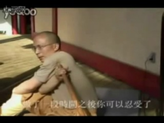 И снова нам китайский мастер показывает уникальные приемы самомассажа