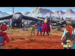 Мстители: Дисковые войны - 12 серия. [Yudziro]
