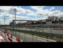 Переобувка и гонка болидов Formula Renault 3.5, 29.06.2014