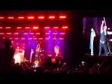 На концерте «Океана Эльзы», который прошел в Одессе в субботу 28 июня, исполнили сокращённую версию знаменитой песни Утёсова, которая является гимном Одессы -