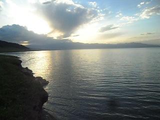Репортаж №9. Неизвестное озеро в Китае