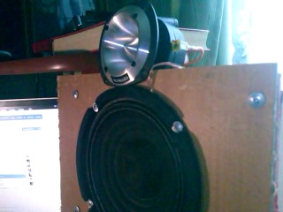 не большой тест на звук Alphard HW650 8-ohm 100w и Alphard Hannibal HLS-20 8-ohm 60w