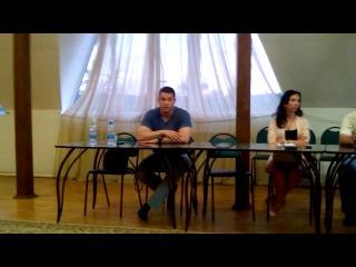 2014.07.04 - Встреча в администрации Деденева по вопросу горячей воды (Часть 5)