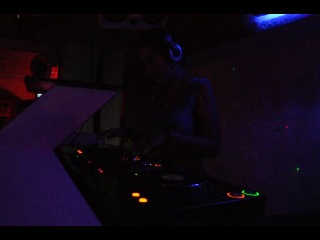 Dj Olga Barey вторник LAILA Night Club 24.06.2014