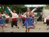 12.07.14.VIII Фестиваль болгарской музыки и танца