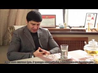 Мен Қазақпын бағдарламасының қонағы - Ислам Байрамуков