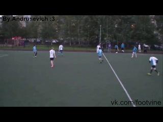 Дворовой футбол (Not Vine) | By. Andusevich :3