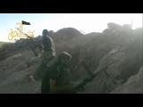 Повстанцы в Сирии. Работа местного Рэмбо в паре с