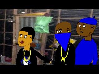 По кайфу обстановка 17 серия (Барак Обама, банды, Лос-Анджелес) мультфильм