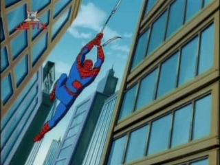 Человек паук (Spider-Man) 3 сезон 12 серия