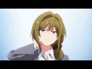 Нозаки — автор сёдзё-манги /Gekkan Shoujo Nozaki-kun [02 из 12] озвучка JAM & Гамлетка Цезаревна