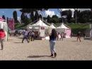 Клип о путешествии одной замечательной двушки в Италию