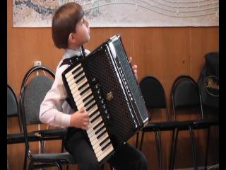 Конкурс баянистов аккордеонистов 2017