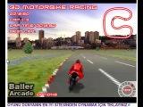 Motosikletle Yarış Yapma Oyunu