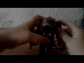 обзор на набор лего звёздные войны яма ранкора
