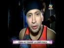 Combate: André Castañeda enfrentó y retó a Zumba