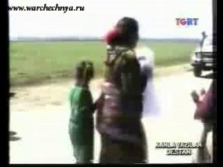 Первая чеченская война. Самашки. 1995 год. www.warchechnya.ru