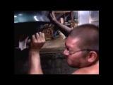 Проверка глушителя на герметичность.