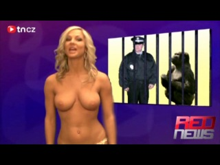 Naked red news [2009.03.25] vendula bednarova.mp4