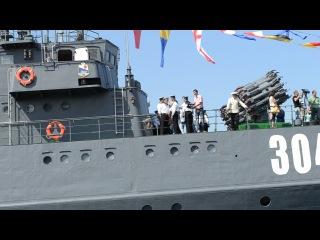 27 июля 2014, день ВМФ в Санкт-Петербурге, автор - Галина Сёмина