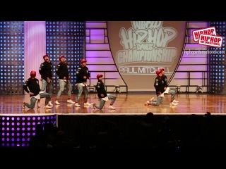 Brotherhood Adult - Canada (Adult Gold Medal Winner) at the 2014 HHI World Finals