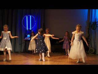 Танец Маленькие модницы