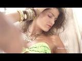 Изабели Фонтана в рекламе Morena Rosa (съемки)