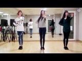 Orange Caramel - Abing abing - mirrored dance practice video - 오렌지캬라멜 아빙아빙