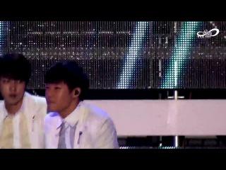 [FANCAM]140705 INFINITE - Nothing's over' Korea Speed Festival (Sunggyu)