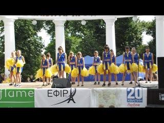 Выступление на День Конституции Украины T-Squad Dance School