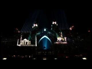 Видео маппинг Дубаи Отель Атлантис