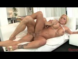 Shyla Stylez Eats Foot Long Hot Dick