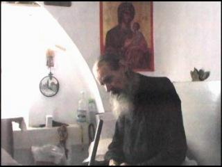 Отец Иона Одесский. Беседа со старцем (хорошее качество)