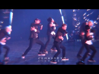 [FANCAM] 140524 EXO - Thunder (Sehun Focus) @ EXO FROM EXOPLANET #1 - THE LOST PLANET DAY 2