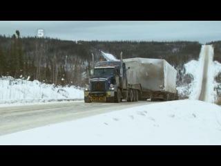 Ледовый путь дальнобойщиков / Ice Road Truckers / Сезон: 4 / Серия: 8 - ENG - Lisa's Monster Megahaul